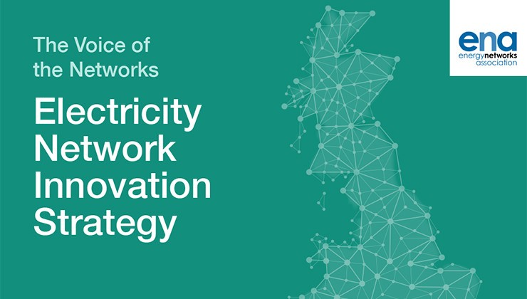Electricity Network Innovation Strategy 2020 thumbnail