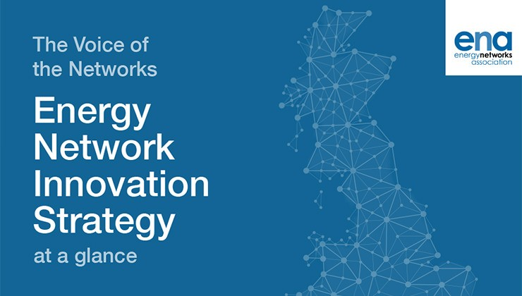 Gas and Electricity Network Innovation Strategy 2020 (Summary) thumbnail